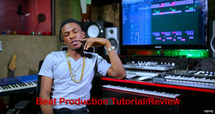 "VIDEO: KrizBeatz – ""Pana"" Beat Production Tutorial/Review – LAGOS"