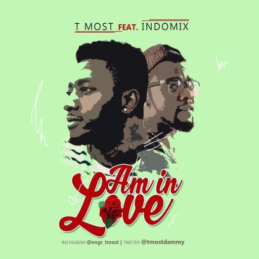 T Most - I'm In Love feat. Indomix