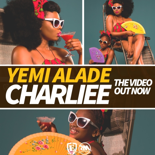 Yemi Alade - Charliee [Video Poster] (2)