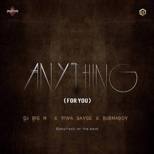 DJ Big Anything-For-You-Single