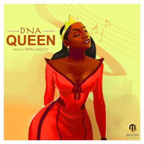 DNA Queen-Single-720x720