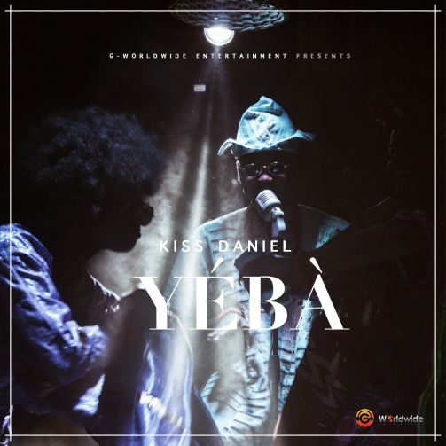 Kiss Daniel - Yeba (Artwork)