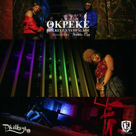 PhilKeyz - Okpeke ft. Yemi Alade [Video Poster]