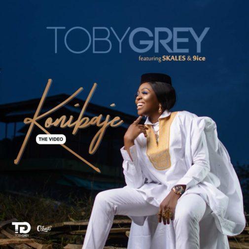 Toby Grey – Konibaje ft. 9ice X Skales Video Art