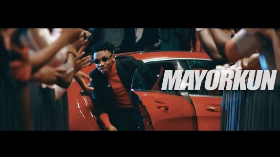 Mayorkun - Che Che [Video Screenshot]
